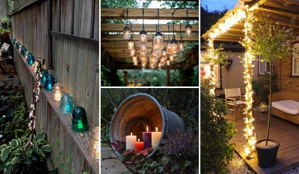 20 idee top per illuminare il tuo giardino patio nelle notti destate