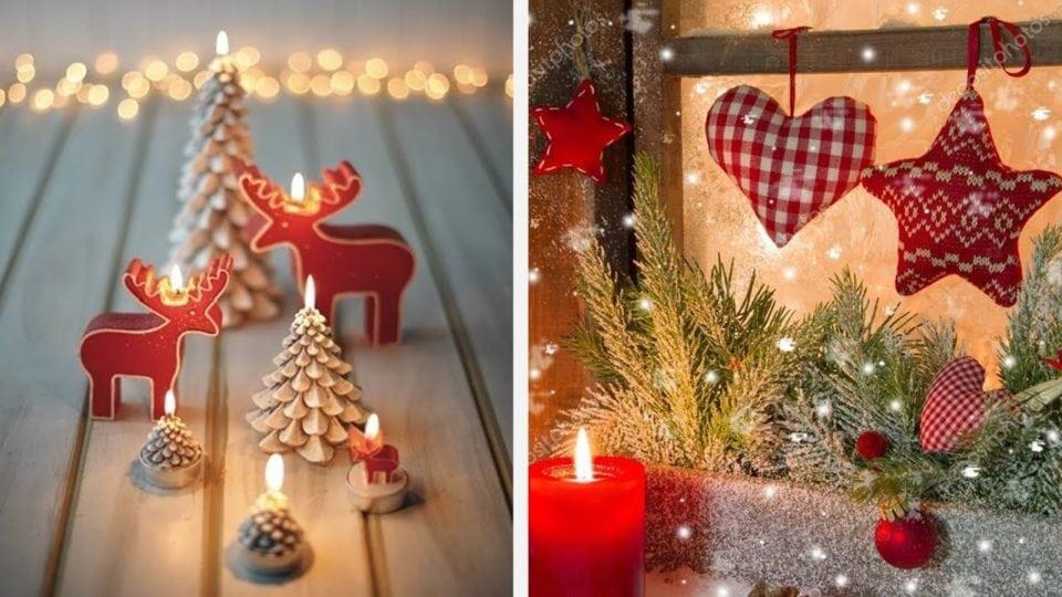 Immagini Natalizie Particolari.20 Idee Di Artigianato Facile Per Il Vostro Natale